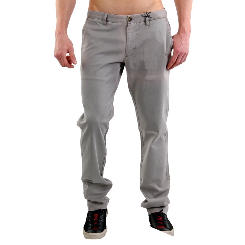 BLAUER USA Herren Hose LUNGO Light Grey 01332 2. Wahl