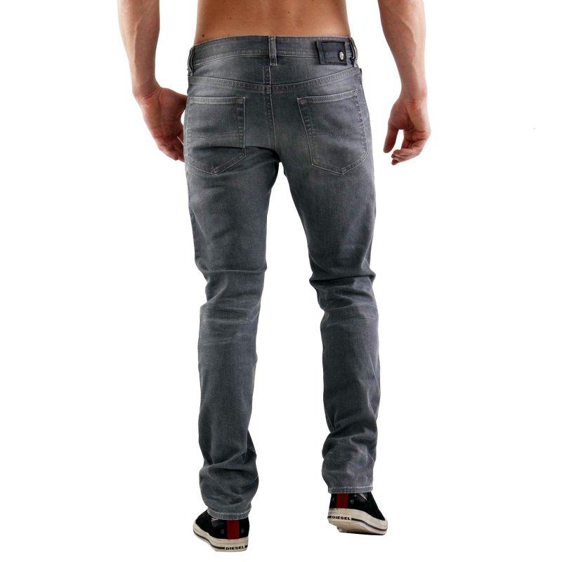 diesel herren stretch jeans hose buster grey 0853t 2 wahl. Black Bedroom Furniture Sets. Home Design Ideas