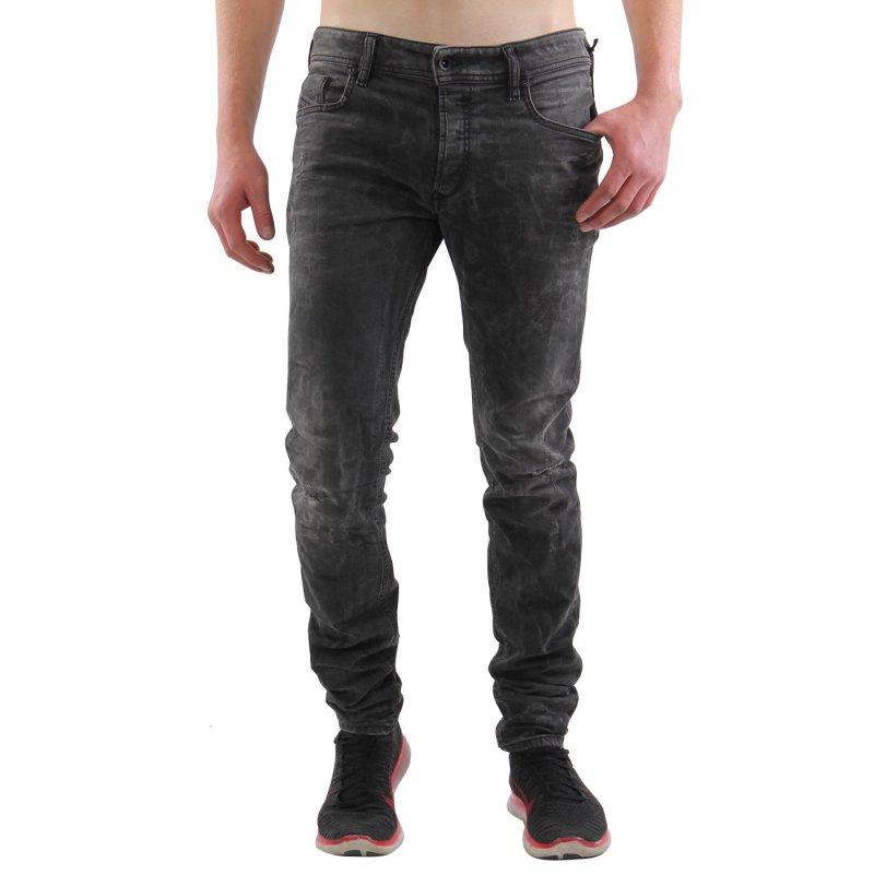 diesel herren stretch jeans hose sleenker black 0676p 2 wahl 49 00. Black Bedroom Furniture Sets. Home Design Ideas