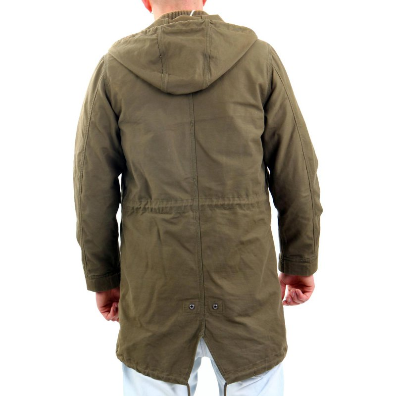 diesel herren bergangs parka jacke ibiki army green 0gaiz. Black Bedroom Furniture Sets. Home Design Ideas