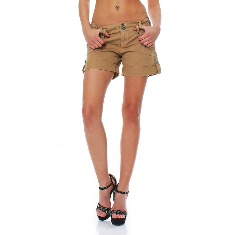 FELLA & LASS Damen Shorts Pia Ladies Beige