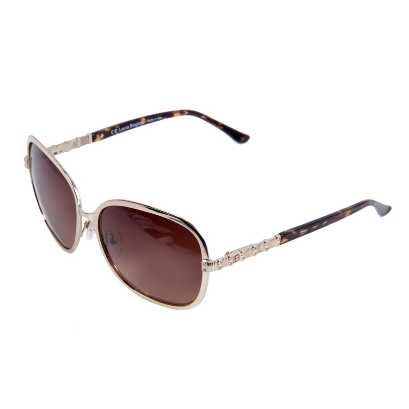 Diesel Sonnenbrille Damen Damen Sonnenbrille Gold