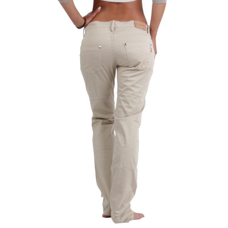 Masons Damen Hose 5 Pocket Newfest Beige Mbe034 49 41 Beauty