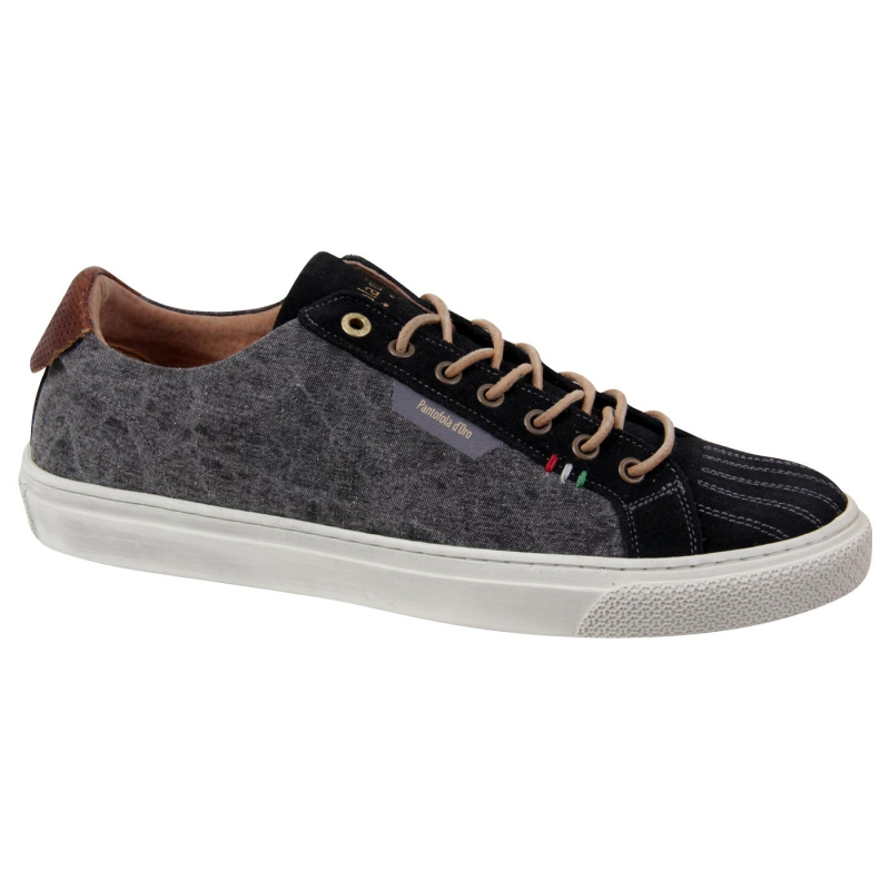pantofola d oro herren sneaker low 84 dark blue gr e 41. Black Bedroom Furniture Sets. Home Design Ideas