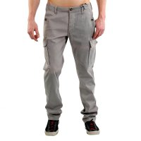 BLAUER USA Herren Cargo Hose LUNGO Light Grey 04338 2. Wahl