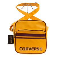 Converse Umhänge Crossover Tasche Unisex Vertical Reporter Color Up Luster Gold