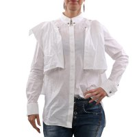 DIESEL Damen Bluse Hemd C-RAILY-SHAPED White 00S4DN 2....