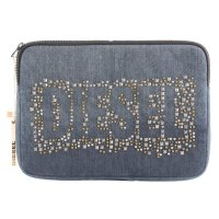 DIESEL Damen Notebook Laptop Tasche NEOSOL 13 Zoll Denim Blue X01545