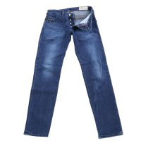 DIESEL Herren Denim Jeans Hose D-BAZER 083AT Blue 2. Wahl...