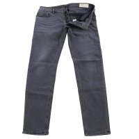 DIESEL Herren Denim Jeans Hose SLEENKER 069EQ Grey 2....
