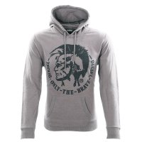 DIESEL Herren Kapuzen Sweat Shirt Pullover S-AGNES-PATCH...