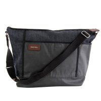 DIESEL Herren Messenger Bag Shopper Tasche Denim 2. Wahl DI-12