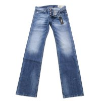 DIESEL Herren Stretch Denim Jeans Hose SAFADO Blue 0848C 2. Wahl