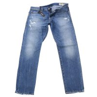DIESEL Herren Stretch Jeans Hose THOMMER Blue 069DZ 2....