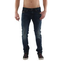DIESEL Herren Stretch Jeans Hose THOMMER Blue 084BU 2....