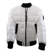 DIESEL Herren Winter Jacke W-ON White 00SWET 2. Wahl...