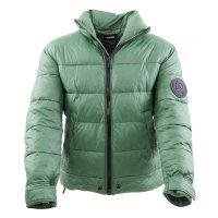 DIESEL Herren Winter Jacke W SMITH A 00SLN3 Green...