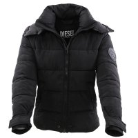 DIESEL Herren Winter Jacke W SMITH YA 0GAWA Black 2. Wahl...