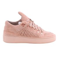 FILLING PIECES Damen LOW TOP MOUNTAIN HUAR Sneaker Rose...