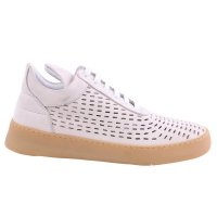FILLING PIECES Damen LOW TOP Sneaker CIRCULAR STITCH Schuhe White Größe 37