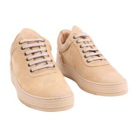 FILLING PIECES Damen LOW TOP Sneaker Leder Schuhe FLUSH...