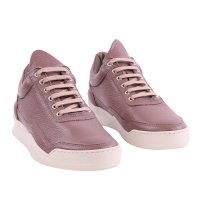 FILLING PIECES Damen LOW TOP Sneaker Leder Schuhe GHOST...