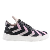 FILLING PIECES Damen LOW TOP Sneaker Schuhe ZAG ZIG Black...