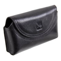GRIPIS Leder Handy Smartphone iphone 4 - 6 Tasche Black