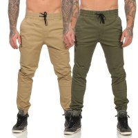 JACK & JONES Herren Chino Jogger Hose VEGA BOB in 2...