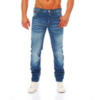 JACK & JONES Herren Jeans Hose NICK LAB L.I.D. Blue...