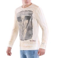 KEY LARGO Herren Sweat Pullover OUTSIDERS Vintage Sand...