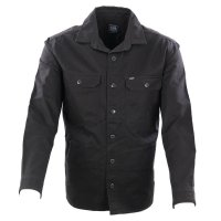 LEE JEANS Herren Jacke WORKWEAR OVERSHIRT Black L68DG...