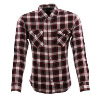 LEE JEANS Herren Langarm Hemd CLEAN WESTERN SHIRT Red...