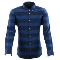 LEE JEANS Herren Langarm Hemd REFINED BUTTON DOWN Summer...