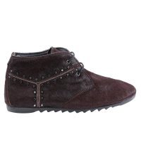 MARUTI Damen Schnürschuhe Booties BORDO D. Brown...
