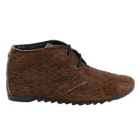MARUTI Damen Schnürschuhe Booties GINNY Wood Brown...