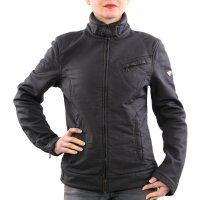 MATCHLESS Damen Übergangs Jacke BRIGHTON BLOUSON Black 120100