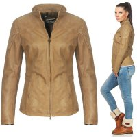MATCHLESS STAR WARS Damen Limited Leder Jacke LEIA...