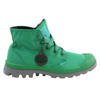 PALLADIUM Damen Schnür Stiefel Boots Pampa Puddle Lite WP Fern Green/Metal