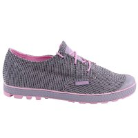 PALLADIUM Damen Sneaker Halb Schuh Slim Oxford II Purple...