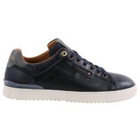 PANTOFOLA D ORO Herren Leder Sneaker RAVIGO UOMO LOW Dress Blues Größe 41