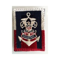 PARAJUMPERS PJS Logo Patch Maritim