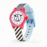 Q&Q SMILE SOLAR MINI Armbanduhr Multicolor RP01J002Y
