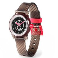 Q&Q SMILE SOLAR MINI Unisex Armbanduhr Brown...