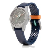 Q&Q SMILE SOLAR Mini Series Unisex Armbanduhr Blue...