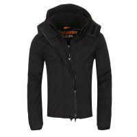 SUPERDRY Herren Windbreaker Funktions Jacke WINDCHEATER...