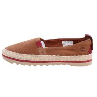 TIMBERLAND Damen Leder BARCELONA BAY Slip On Braun...