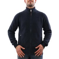 TIMBERLAND Herren BEARDS BROOK Zip Sweater Pullover Blue...