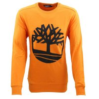 TIMBERLAND Herren CORE TREE Sweat Shirt Gelb 2BJ8...