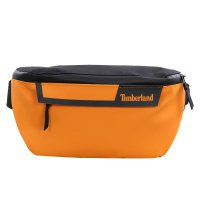 TIMBERLAND Herren Damen Unisex Canfield Bauch- Schultertasche in Orange